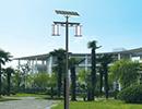 太阳能庭院灯的优点