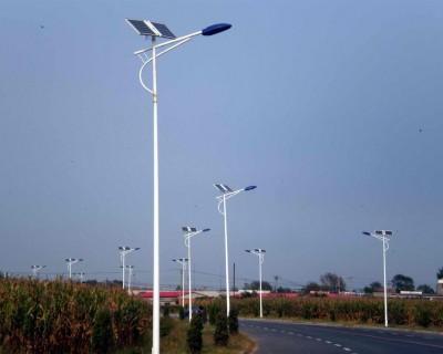 太阳能路灯升级改造项目