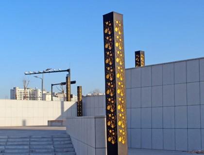 陕西景观灯亮化工程