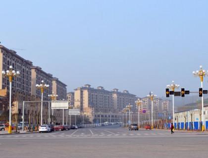 安庆中华灯亮化工程