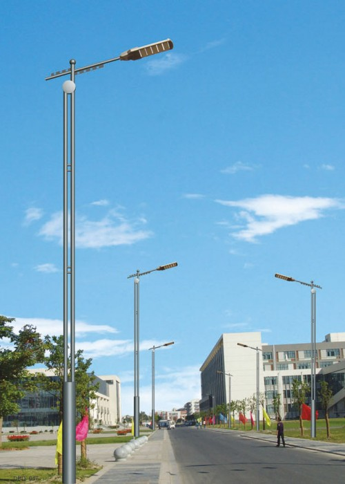 LED路灯亮化系列案例