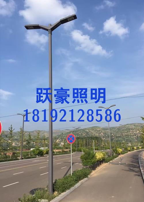 甘肃临洮工地亮化案例